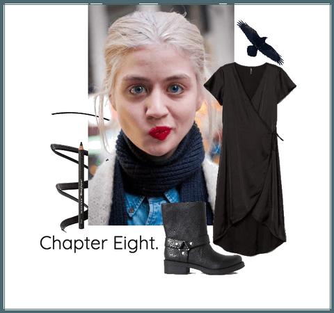 Tris Chapter 8(B)