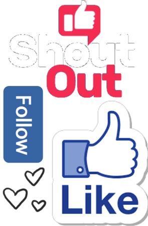Shoutout?