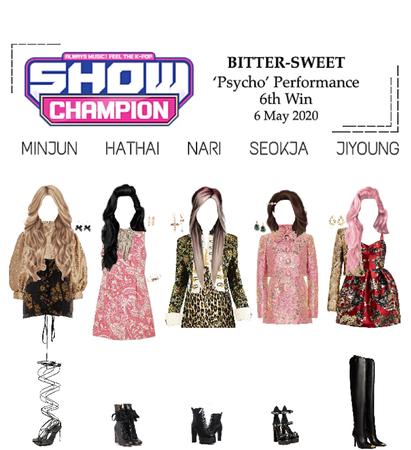 BITTER-SWEET [비터스윗] Show Champion 200506