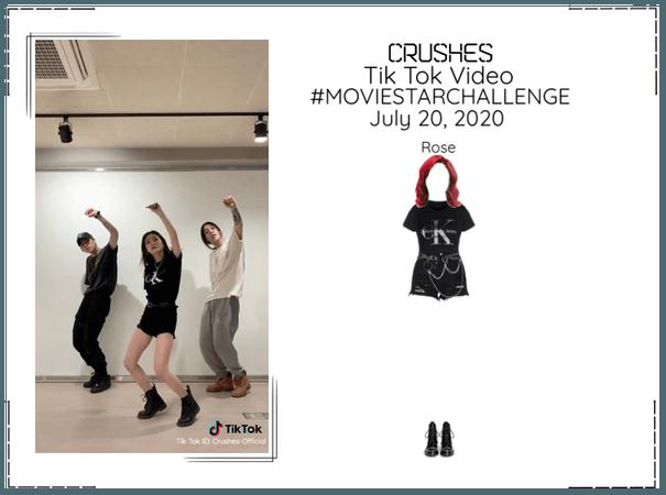 Crushes (호감) [Rose] Tik Tok Challenge