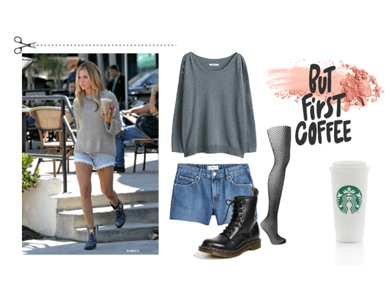 Ashley Tisdale Inspired Street Style