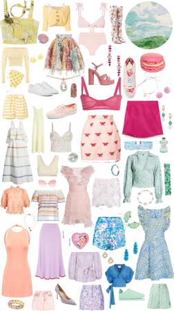 Spring (& Summer Things)