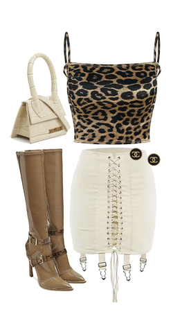 corset skirt
