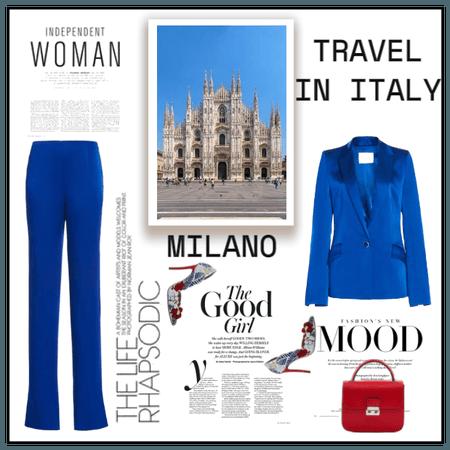 TRAVEL IN ITALY- MILANO
