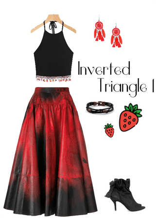 Inverted Triangle 1