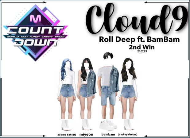 Cloud9 (구름아홉) | Roll Deep 2nd Win | 210225
