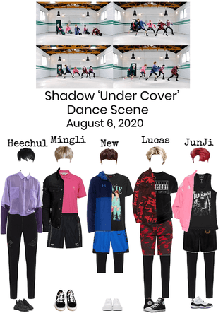 Shadow 'Under Cover' Dance Scene