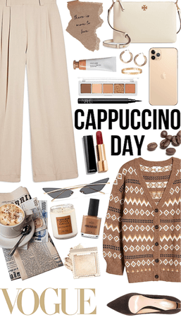 cappuccino day challenge :)