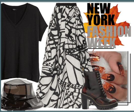 Fall NYFW Style