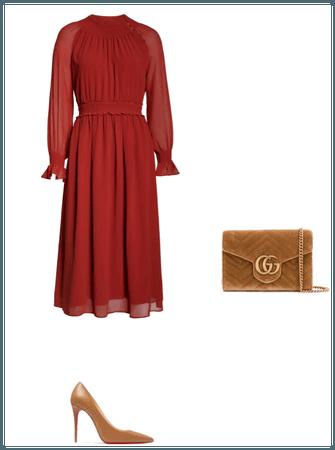 типа платье