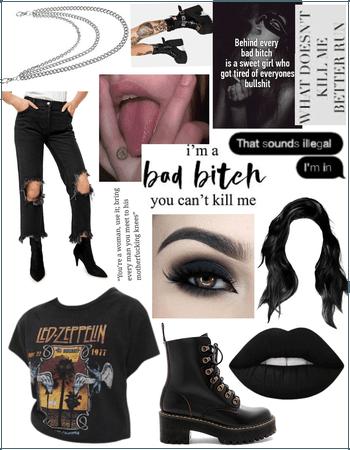 Black Bad Bitch