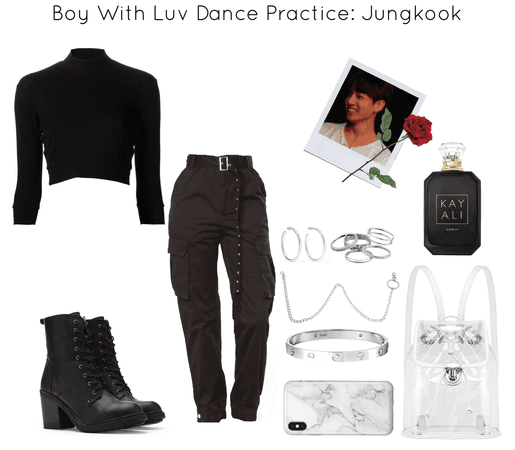 Boy with Luv Dance Practice: Jungkook
