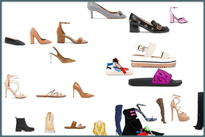 quadro calçados
