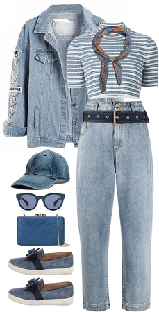 Mom's Jeans - Making the Old New