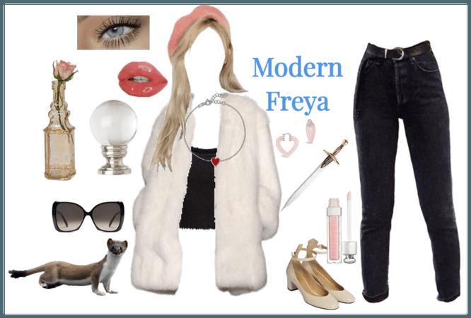 Modern Freya