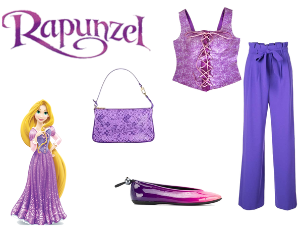 What Rapunzel Would Dress Like In 2019