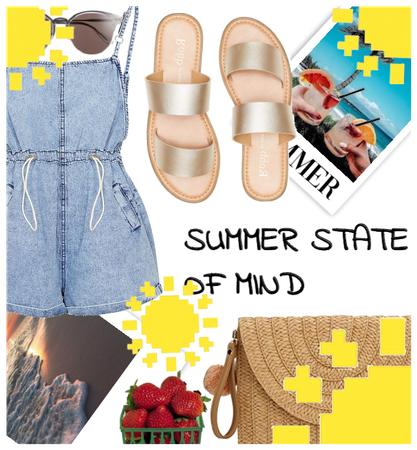 Summer sate of mind