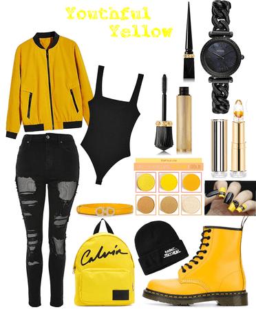 Youthful Yellow