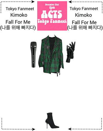 Kimoko - Fall For Me (나를 위해 빠지다)