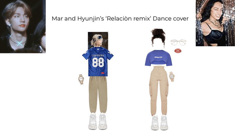 MAR AND HYUNJIN'S COVER