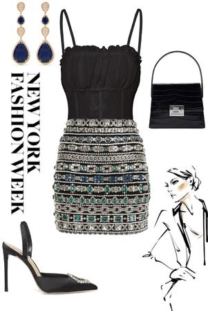 NY fashion week💖✨