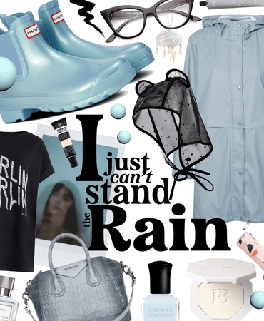can't stand the rain