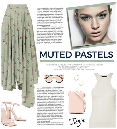 Muted Pastels*