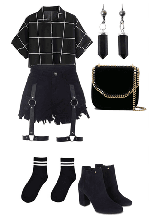 FAIRY TAIL OC: OUTFIT #1