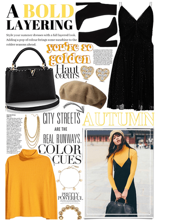 FALL TREND: A Bold Layering