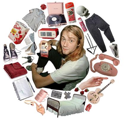 Kurdt Donald Cobain Aesthetic