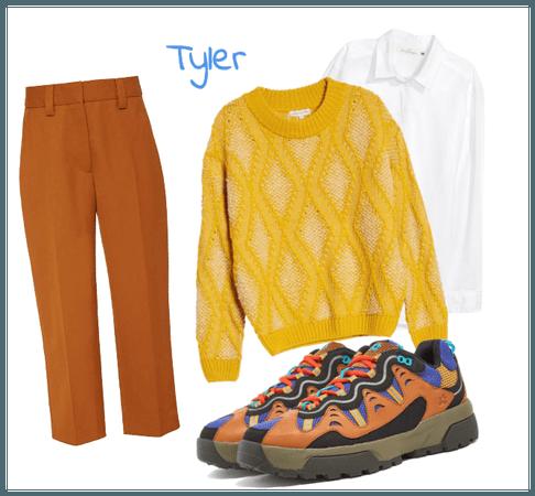 Tyler inspired