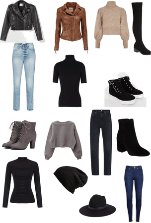 fall clothing aesthetic