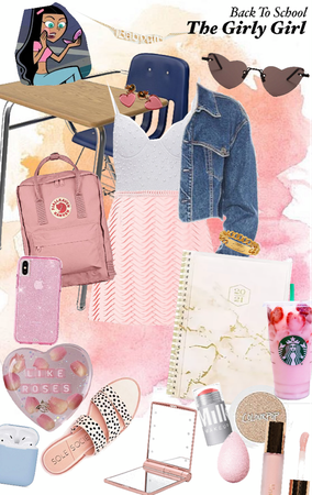 girly back to school