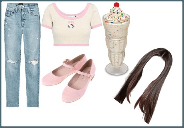 Ice cream shhop