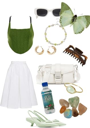 zen outfits girl