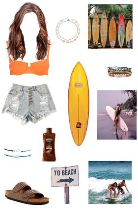 Surfer Girl 🏄♀️👧