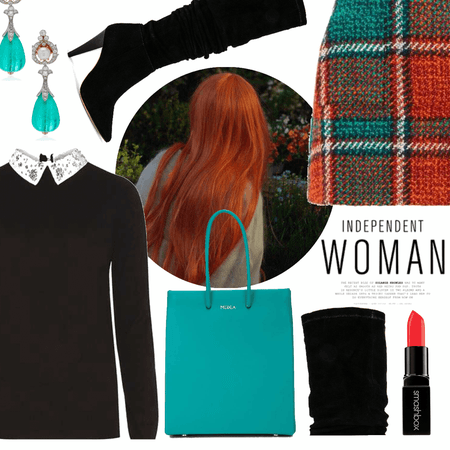 FALL TREND PREDICTION: Stylish Teal