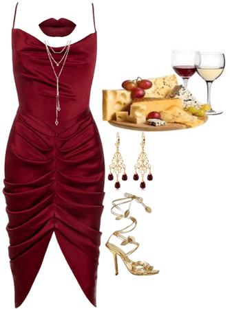 Wine & Cheese