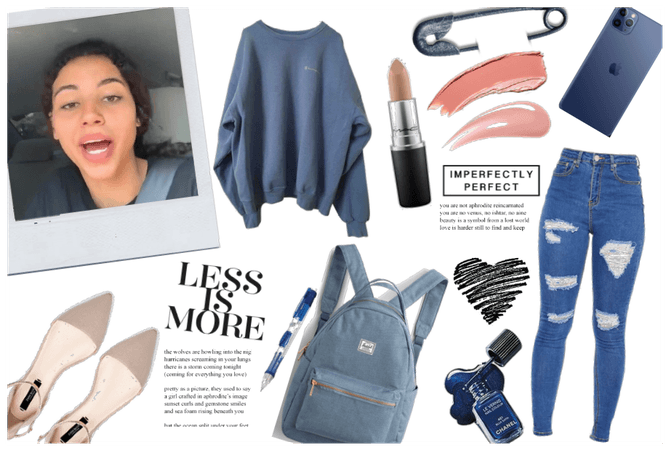 imperfectly perfect- back to school style
