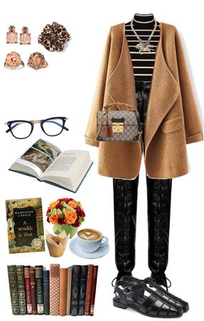 CR Closet—Reading Day