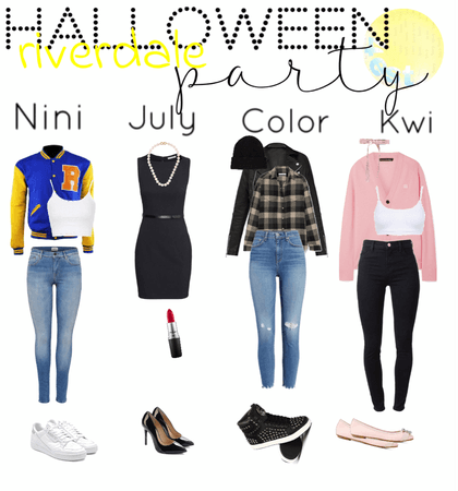 halloween party outfits