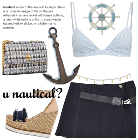 Nautical Style ⚓