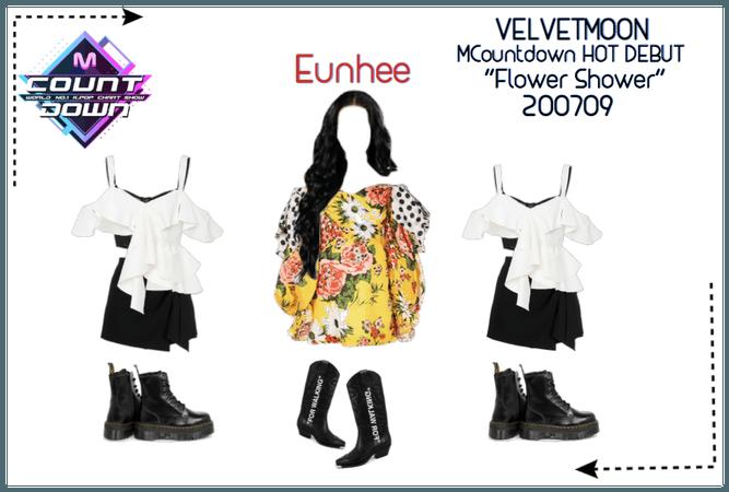 | VELEVETMOON | Eunhee MCountdown 200709