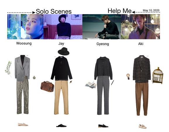 PREY//'Help Me' Solo Scenes