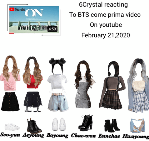 6Crystal reaction video