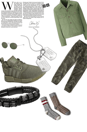 army casual