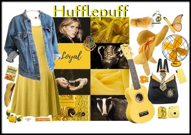 Hogwarts Houses: Hufflepuff