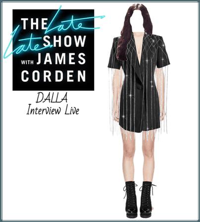 DALLA - On James Corden Show