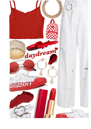 OUTFIT INSPIRATION: Red Hot Daydream