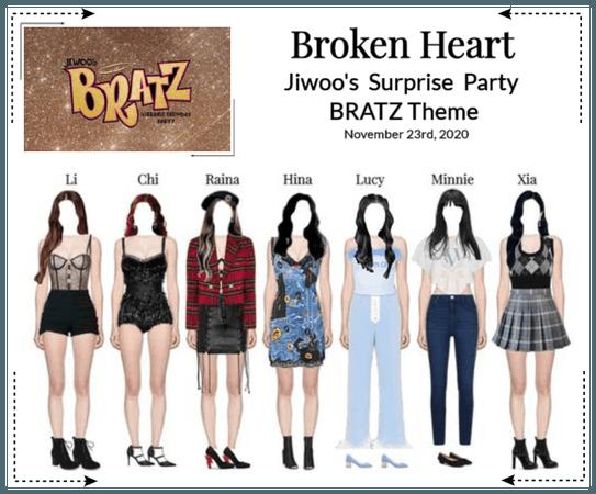 Broken Heart (상한 마음) Jiwoo's Surprise Party